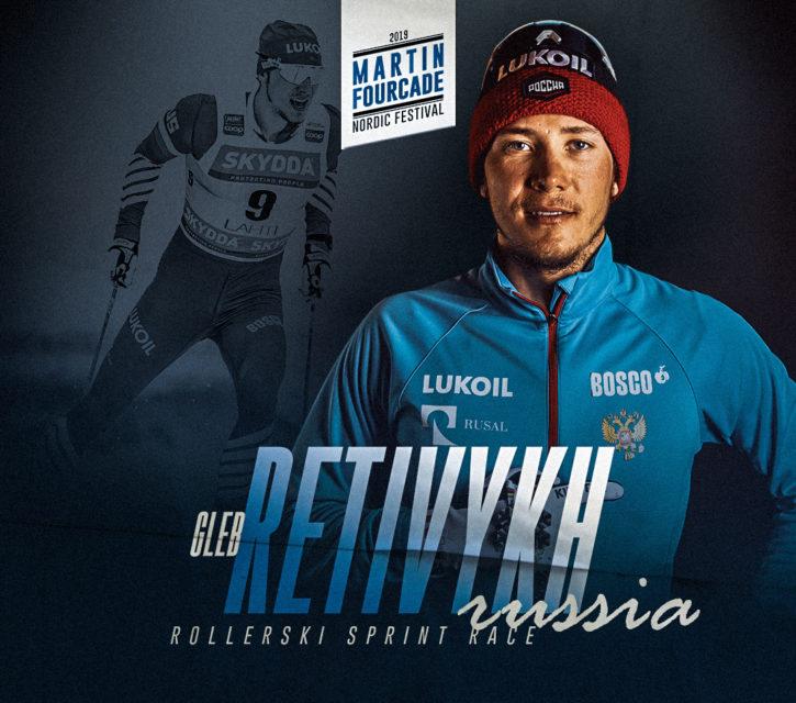 Gleb Retivykh, fondeur russe