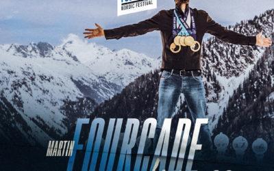 Martin Fourcade, biathlète français