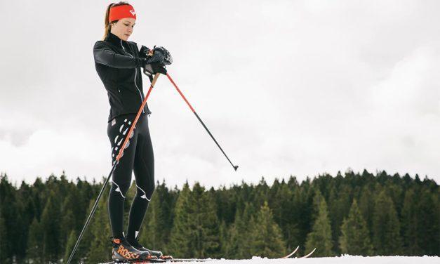 Les accessoires textiles en ski de fond