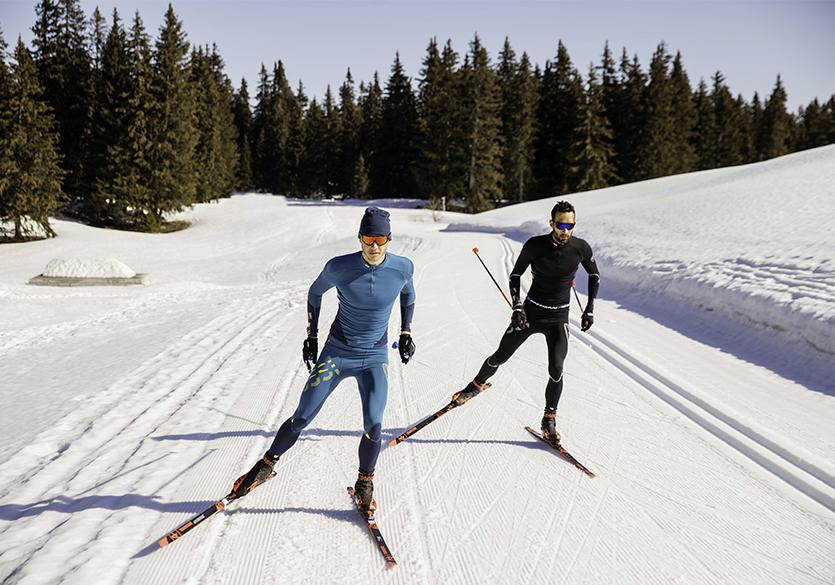 tenue ski nordique