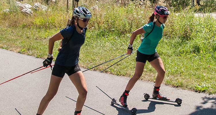 ski-roue-vercors