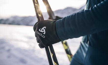 Bien choisir ses gants de ski de fond