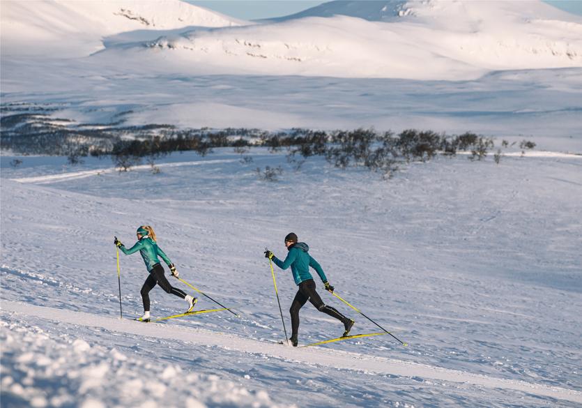 Stations ski de fond : où pratiquer le ski de fond en France ?