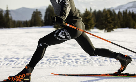 L'Entraînement en Ski de Fond !