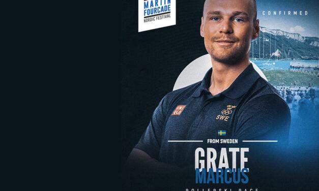 Marcus Grate, fondeur suédois