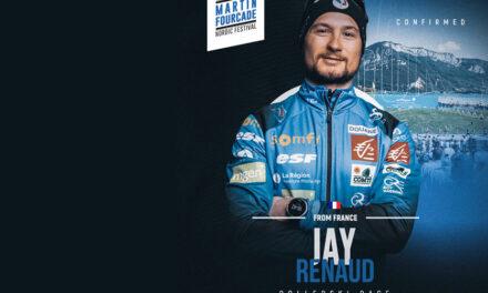 Renaud Jay, fondeur français