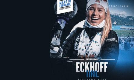 Tiril Eckhoff, biathlète norvégienne