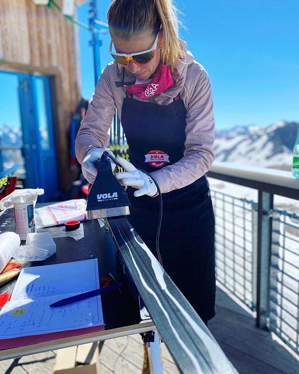 entretien ski