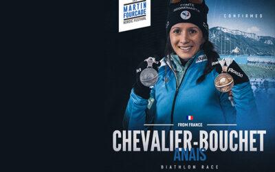 Anaïs Chevalier-Bouchet, biathlète française
