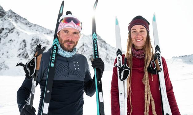 Les skis nordiques innovants Kästle pour des sensations renforcées