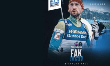 Jakov Fak, biathlète slovène