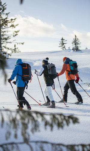 Madshus-Redline-skieur-neige