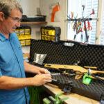 Quelle carabine pour biathlon Kiwi Précision utiliser?